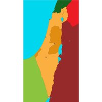 Israel Map Puzzle