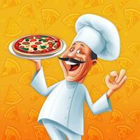 PizzaMoji - pizza stickers and emojis keyboard app