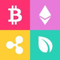 100+ Crypto Logos