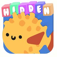 Toddler hidden game for kids