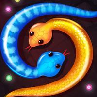 3D Snake.io-Online Multiplayer