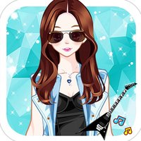 Dress up star princess - Dress up game for girls