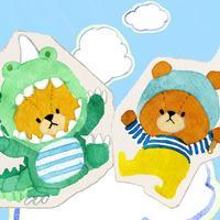 Beat Bears - TINY TWIN BEARS