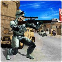 Modern Fatal Commando in Top Ambush 3d