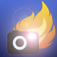 Photo Flame: Burn & Destroy