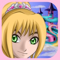 Charm Princess Movie Storybook for Kids and Children great for bedtime reading Includes Fun Educational Games!