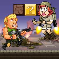War Tiger Army - Gun Games Just Run & Fight