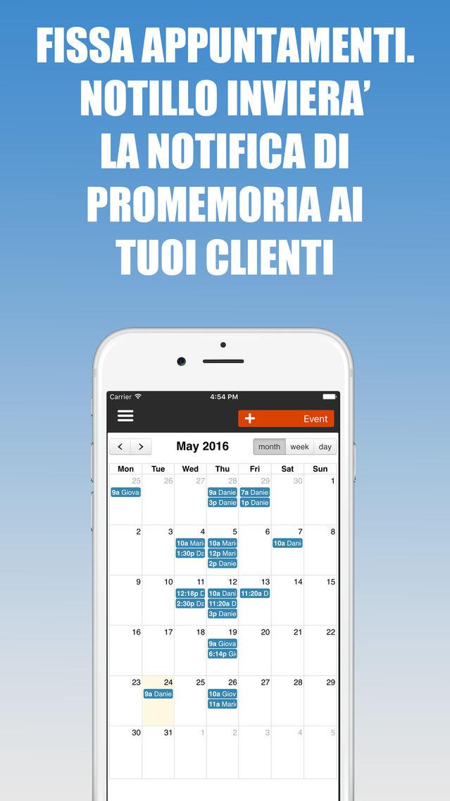 app di appuntamenti per iPhone 6