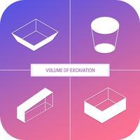 Volume of Excavation