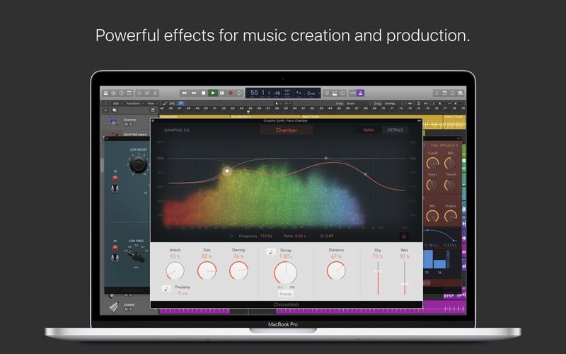 Logic Pro X App for iPhone - Free Download Logic Pro X for