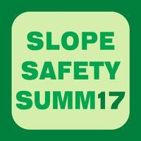 Slope Safety Summit 2017