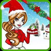 Dress up christmas girl - crazy makeover tour