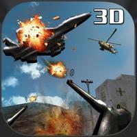 Anti Aircraft Gun Strike 3D