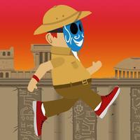 Run Bob Run - Uncharted Rush and Jump Saga