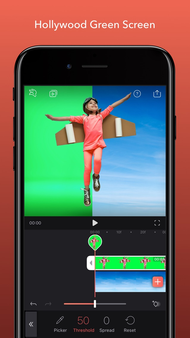 Enlight Videoleap Video Editor App for iPhone - Free