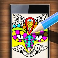 Coloring For Adults Relax