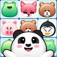 连连看宠物版-熊猫爱消除经典单机小游戏