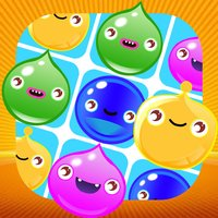 Jelly Candy Bubble Run Free - A cool pop matching puzzle game