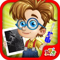 Kids Tablet Repair Shop – Fix & decorate tablet in this crazy mechanic game