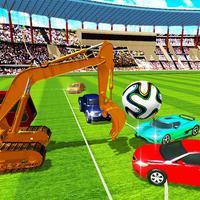 Football Soccer Car League