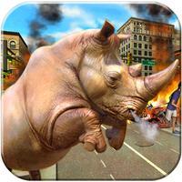Rhino Rampage 3d