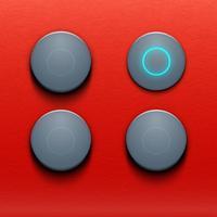 Fidget Buttons - Anti Stress Test Luck Toy