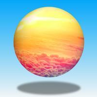 Roll3D: Balance Ball in Sky