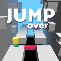Infinite Jump Over Blocks