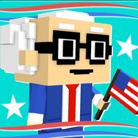 Blocky Bernie - Feel the Bern! Get Bernie Sandwhiches!