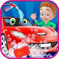 Car Wash Salon & Designing Workshop - top free cars washing cleaning & repair garage games for kids