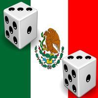 Mexico Dice Game