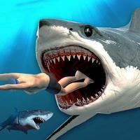Killer Shark Hunting: Hungry Fish Evo Adventure