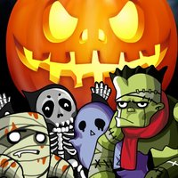 Halloween: Pumpkin Fight