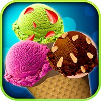 'A Ice Cream Scoop Dessert Builder Free Frozen Treats for Kids