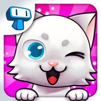 My Virtual Cat ~ Pet Kitty and Kittens Game for Kids, Boys and Girls