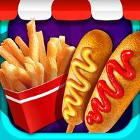 American Street Food - 天天街边美食