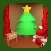 簡単脱出ゲーム-冬とクリスマスからのだっしゅつ