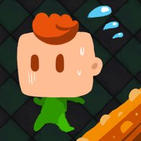 Lava Blocks Dungeon : Escape Floor Challenge!