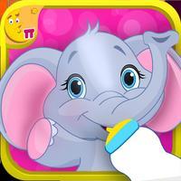 Virtual Elephant Babysitting