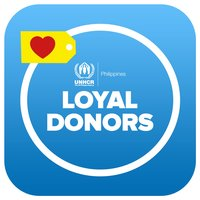 UNHCR PHIL Loyal Donors