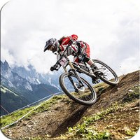 Crazy Bicycle Ride: The extreme Racing Experience
