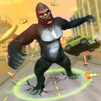 Wild Animal Smash City Attack