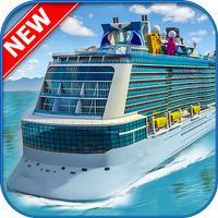 Cruise Ship Simulator Drive 3D