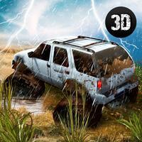 Tornado Disaster: Car Driving