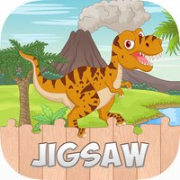 Dino Jigsaw Puzzles Dinosaur For Toddlers and Kids