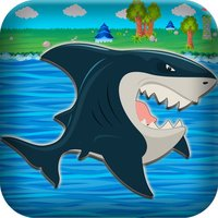 A Shark Shooter Sniper Game - Scary Fish Revenge FREE