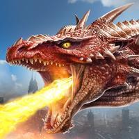 Dragon Fire Simulator Attack