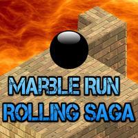 Stone Marble Run Rolling Saga Race Mania Hot Games
