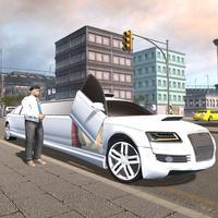 Crazy Limousine City Driver 3D – Urban Simulator