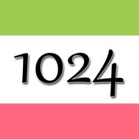 1024 number games HD - tile puzzle challenge program